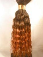Wet and Wavy Bulk(Braiding) Hair