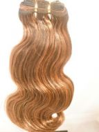 Body Wave Weft Hair