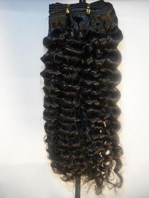 100% Pure Virgin Brazilian Curly