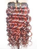Deep Wave Weft Hair