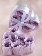 Rose Petal Soap Lavender