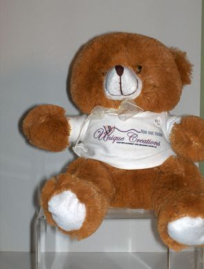 Unique Creations Collection Teddy Bear