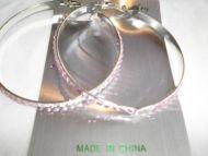 Designer Hoop Earrings